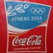 Продам Кружка олимпийская кокакола Афины 2004