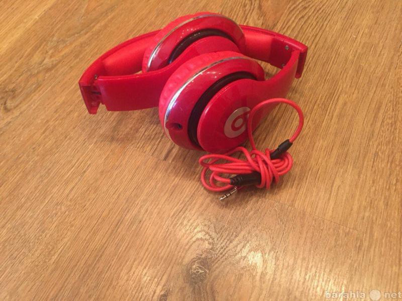 Продам Наушники Beats Pro красные