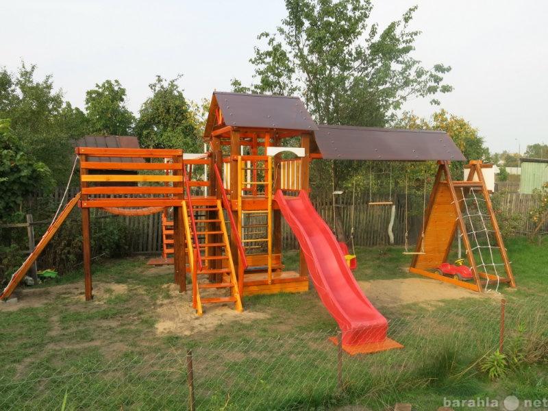 Продам Детский спортивный игровой комплекс