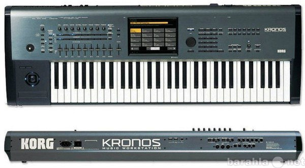 Продам KORG KRONOS-61