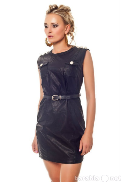 Продам Эксклюзивные кожаные платья