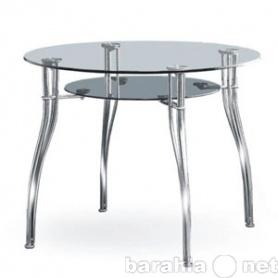 Продам Столы обеденные (стеклянная столешница)