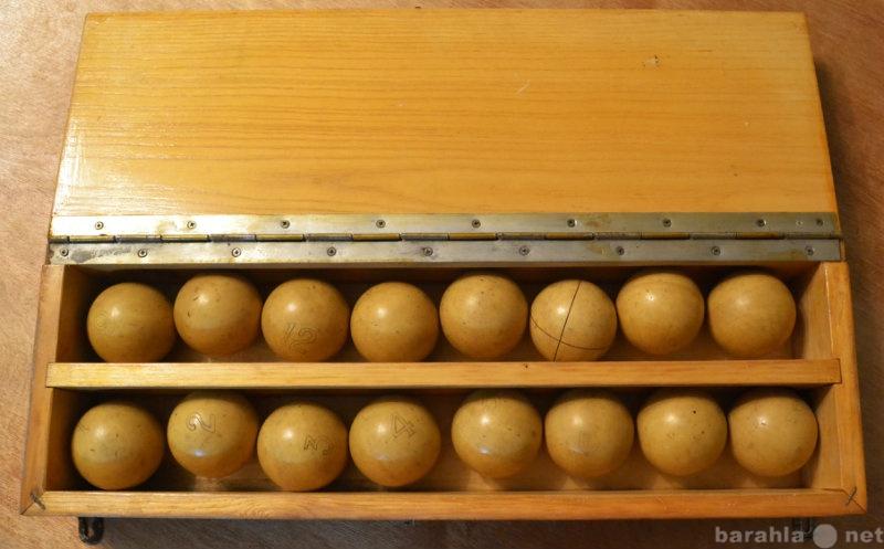 Продам Бильярдные шары СССР