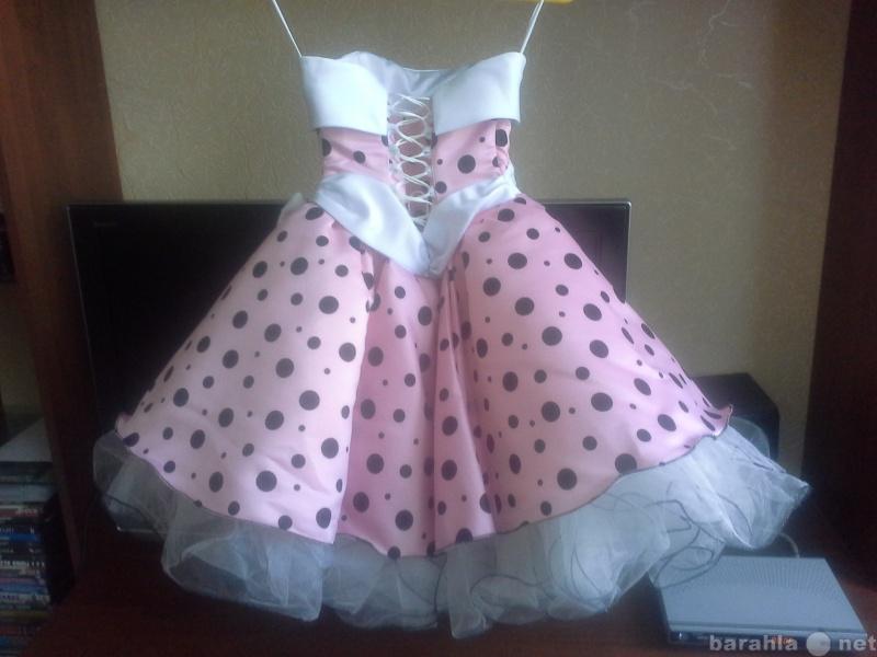 Продам Платье праздничное для девочки