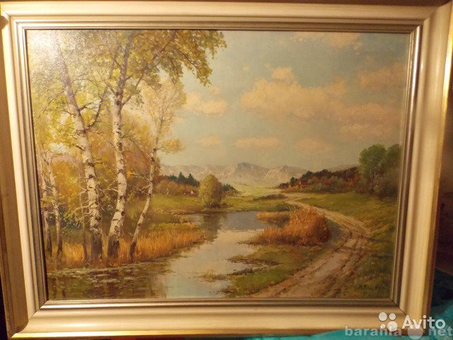 Продам Картина на холсте, природа