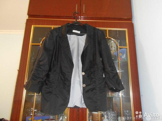 Продам Стильный черный пиджак