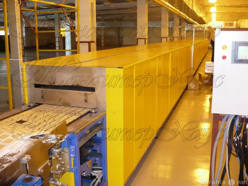 Продам Производство сахарного печенья
