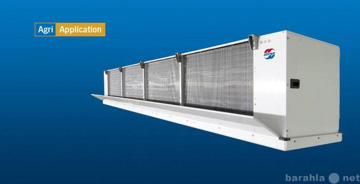 Продам Промышленное холодильное и теплообменное