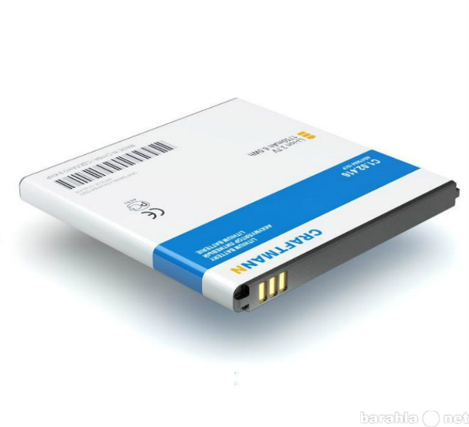 Продам Продам аккумуляторы CRAFTMANN для телефо