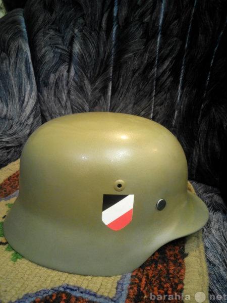 Продам каска немецкая-шлем М35
