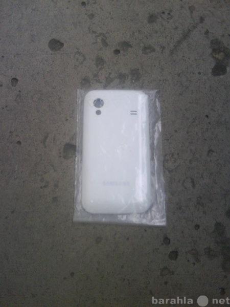 Продам Новая задняя панель Samsung Galaxy