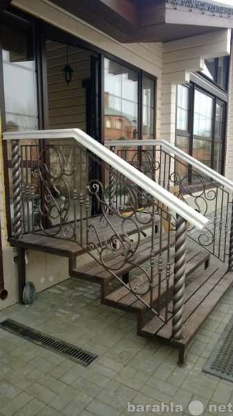 Продам: Лестница металлокоркас