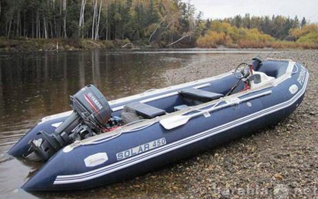 Куплю Лодку ПВХ SOLAR 380 - 450