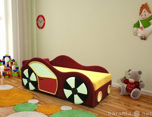 Продам Диван-кровать Машинка