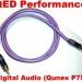 Продам Цифровой коаксиальный QED (Qunex P75) _.