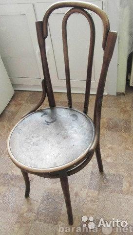 Приму в дар: Старый стул, стол