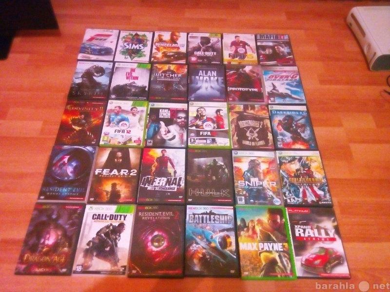 Продам Диски для Xbox 360 (65 штук)