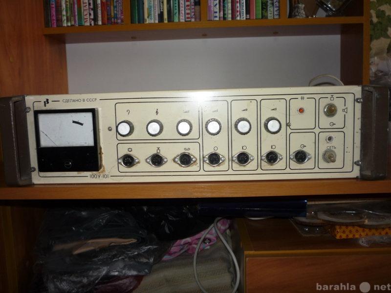 Продам усилитель 100У-101