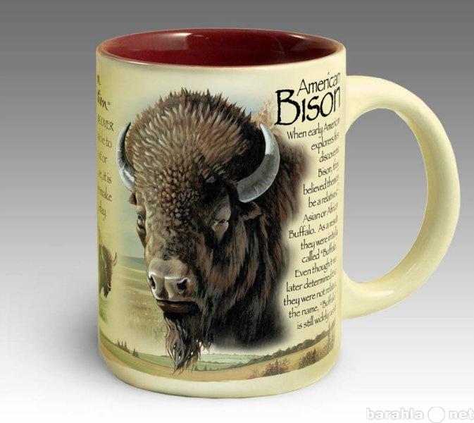 Продам Кружка керамическая American Bison