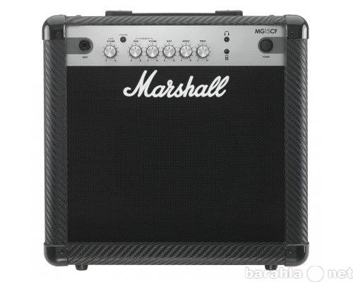 Продам Гитарный усилитель MARSHALL MG15CF