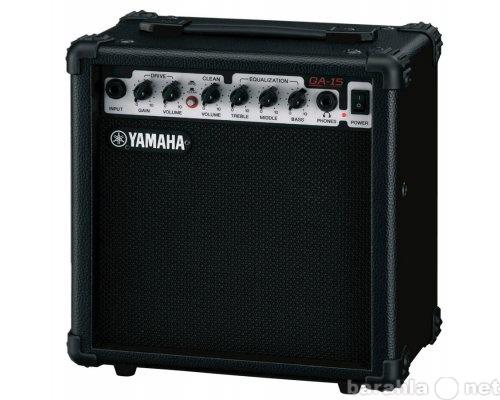 Продам Гитарный комбик YAMAHA GA-15
