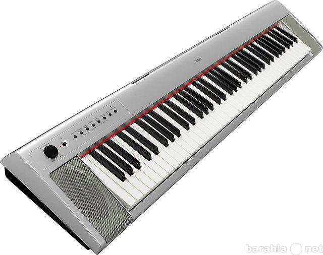 Продам цифровое пианино yamaha NP-30