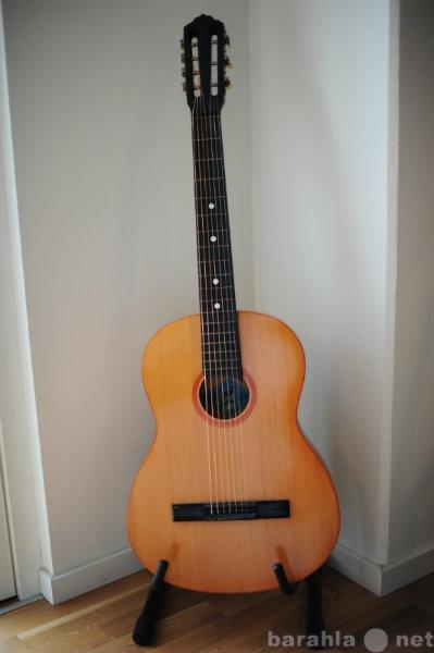 Куплю семиструнную гитару СССР