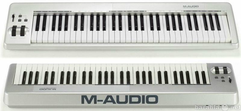 Продам M-Audio Keystation 61es4.5