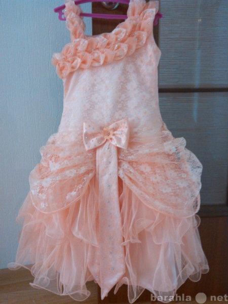 Продам Платье бальное р 104-116