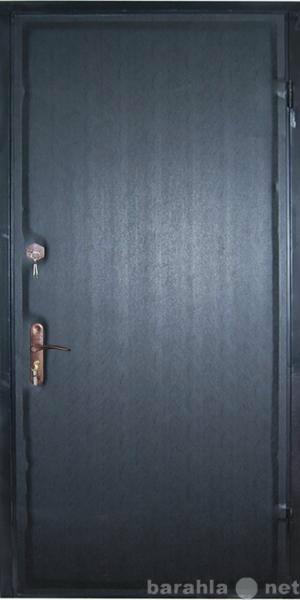 Продам Двери тамбурные и входные из металла
