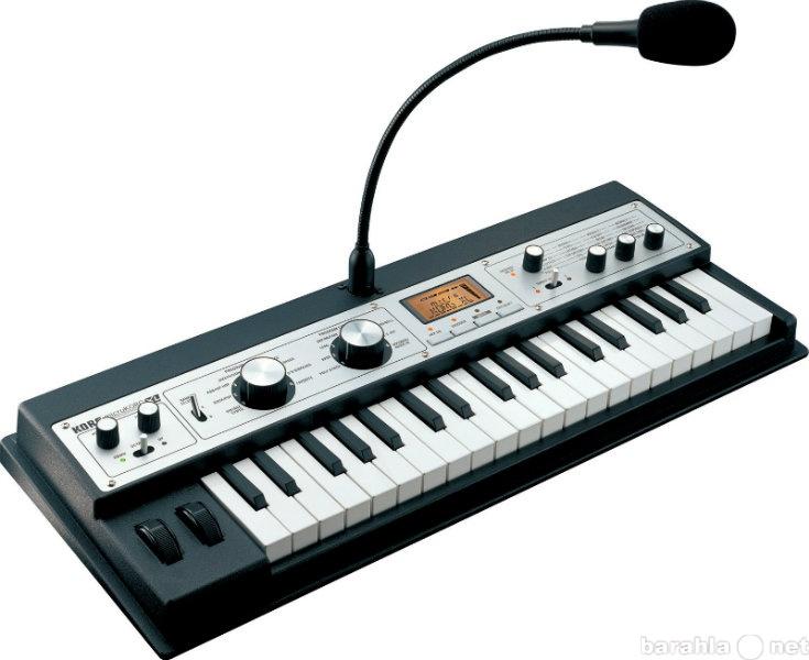 Продам Синтезатор Korg Microkorg XL