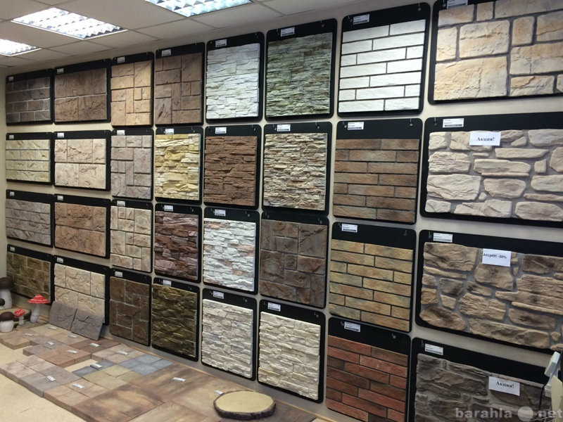 Продам Декоративно-облицовочная плитка