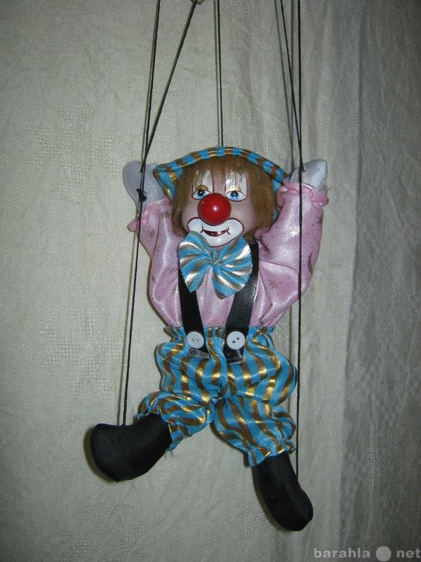 Продам куклу-клоун
