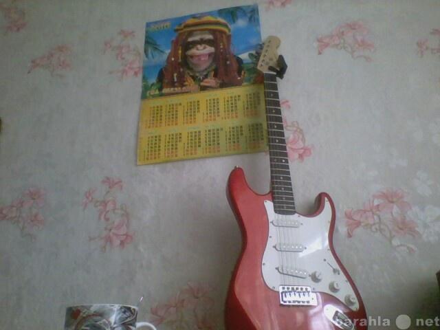Продам Электро гитара фэндер стратокастер
