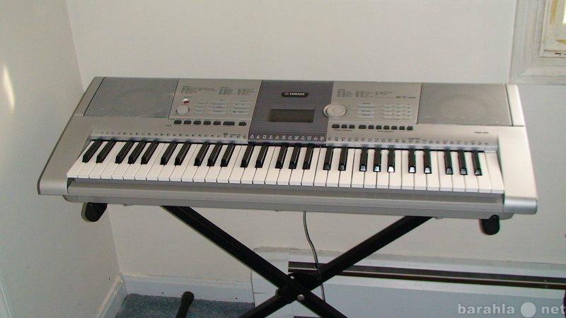 Продам Cинтезатор yamaha PSR-295 со стойкой
