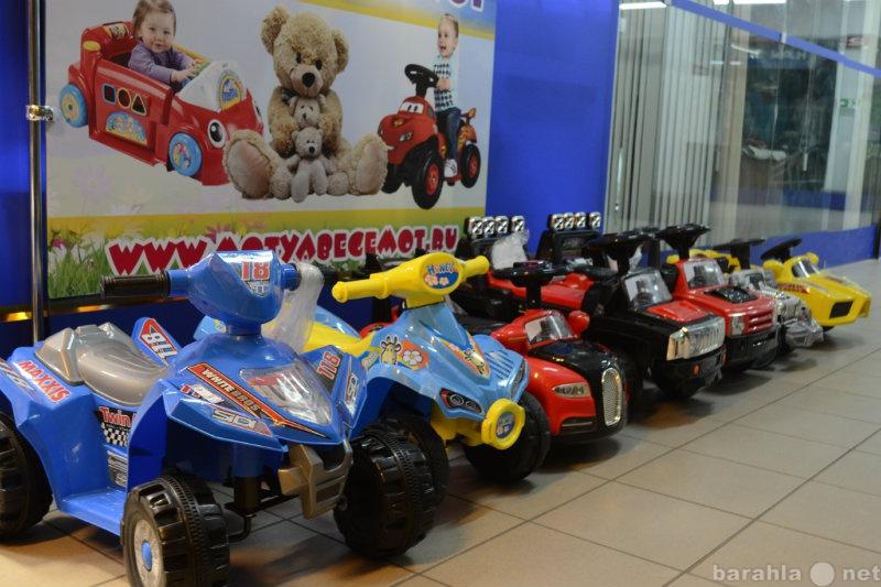 Предложение: Электромобили детские Калининград
