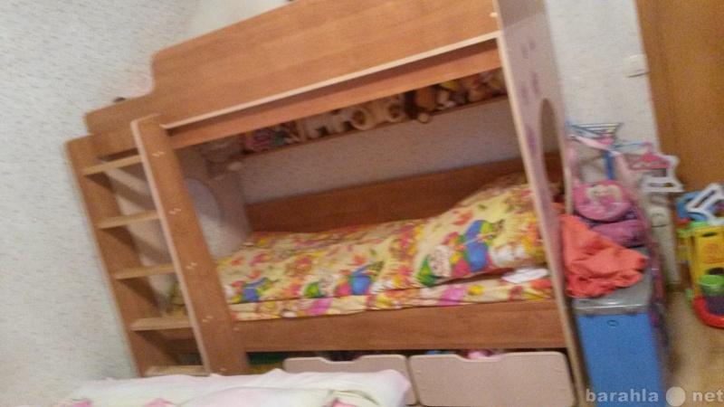 Продам двуъярусная кровать