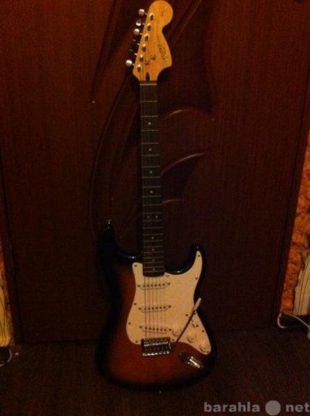 Продам Squier Fender Affinity Stratocaster