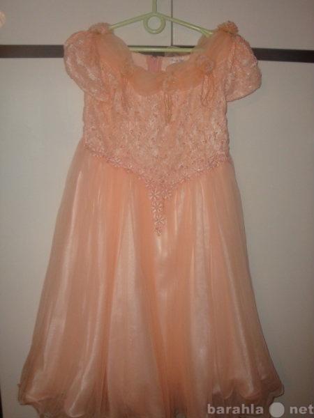 Продам: Платье нарядное хор. сост. р-128-140