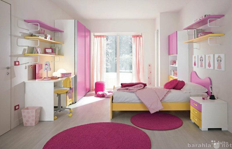 Продам Детские комнаты под заказ