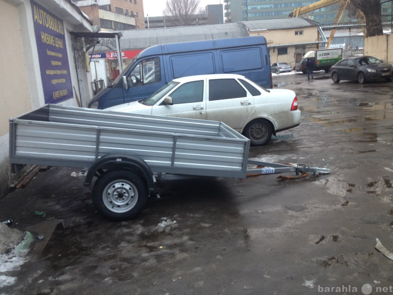 Продам автомобильный прицеп
