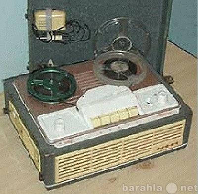 Продам Магнитофон Elfa-20  катушечный 1962 г.