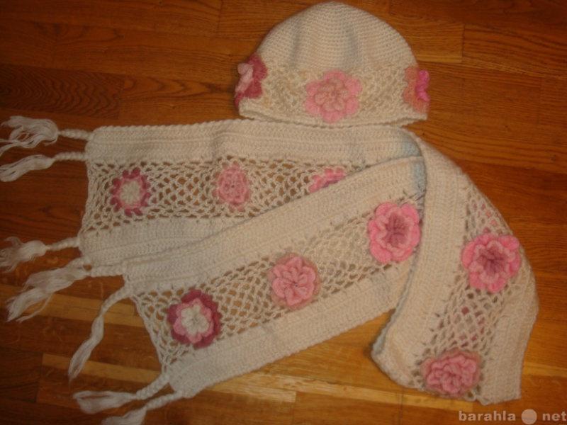 Продам: Шапка и шарф новые от 10 л