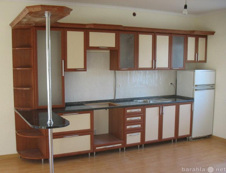 Продам: Кухня прямая Алексия с барной стойкой