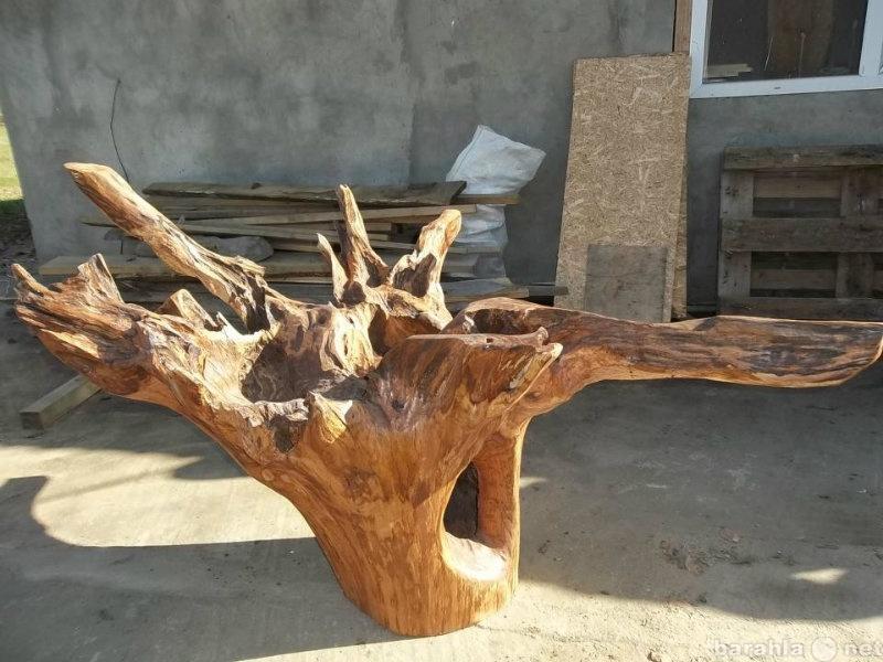 Продам Стол из корней красного дерева