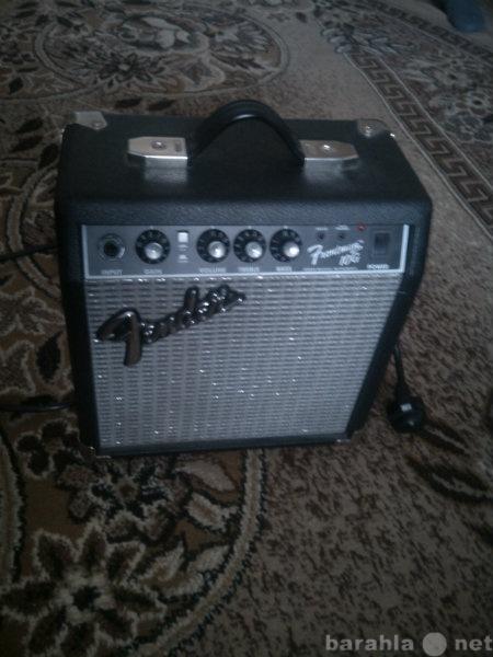 Продам Fender Frontman 10G