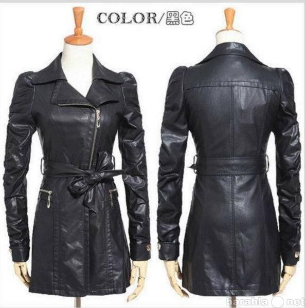 Продам Куртку кожаную длинную 46-48