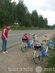 Продам велогибрид