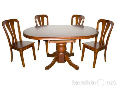Продам Деревянные столы и стулья из Китая и Мал
