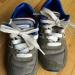 Продам Кроссовки детские синие